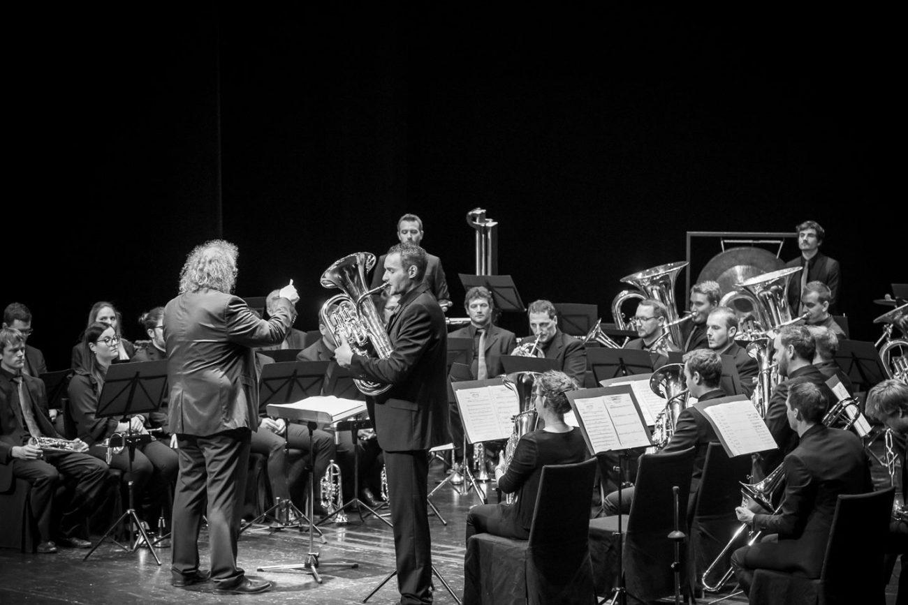 Konzert Brassband A7