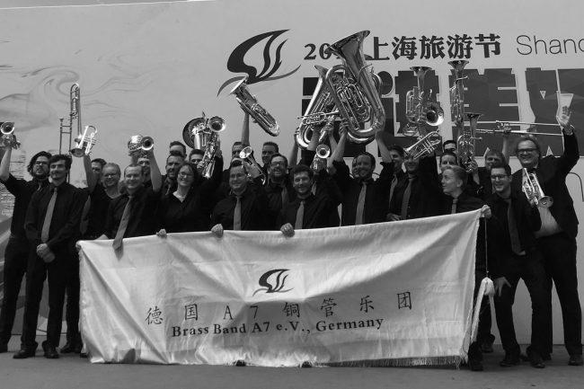 Mitglieder Brassband A7